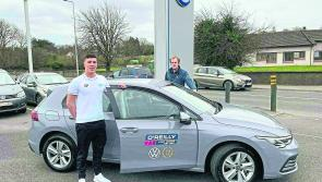 Longford Olympic Games bound swimmer Darragh Greene proud to be brand ambassador for O'Reilly and Sons