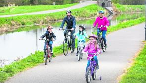 All along the banks of the Royal Canal Greenway: Longford to benefit from new greenway route