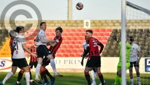 Longford Town suffer first defeat as Sligo Rovers collect all three vital points