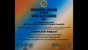 Final call to nominate Longford young people for Garda Youth Awards