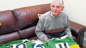 The late Packie McGarty - Lovely Leitrim's greatest ever footballer