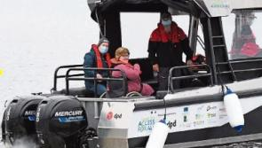Lough Ree 'Access for All Boat' hailed as life changing for wheelchair users