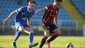 Longford Town suffer another defeat away to Waterford