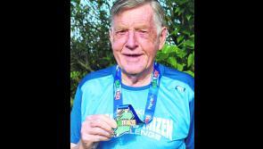 Longford's 'Marathon Man' in bid to raise St Christopher's funds