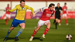 St Patrick's Athletic too strong for Longford Town