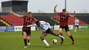 Longford Town show great character to earn a draw against Dundalk