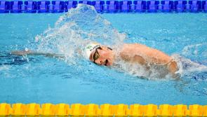 Longford's Patrick Flanagan 'pretty happy' with opening swim in Madeira