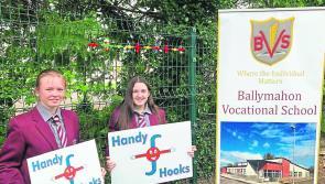 National award for Ballymahon's 'Handy Hooks'