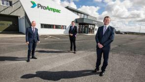 Longford pet food firm clinches €40m packaging contract with Donegal company