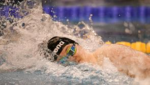 Longford's Gerry Quinn features in fantastic freestyle relay success to reach final at European Swimming Championships