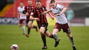 Longford Town away to Sligo Rovers and Drogheda United
