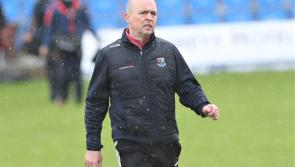 Longford manager Padraic Davis finding it hard to explain what went wrong against Derry