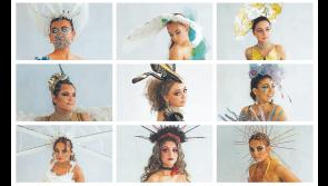 GALLERY | Top class designs as talented Longford students turn Junk into Kouture