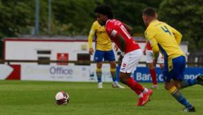 Sligo Rovers sink Longford Town at the Showgrounds