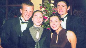 Down Memory Lane in Longford | Having a ball at St Mel's College 1999 graduation dance