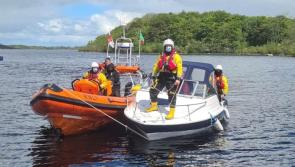 Eight people rescued from stricken cruisers on Lough Ree