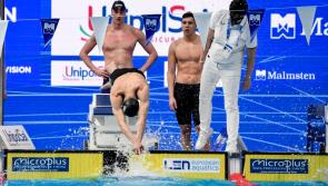 Longford's Darragh Greene and Ireland's Men's Medley 4x100m Relay team finish 7th in European final