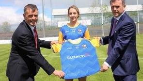Massive boost for Longford ladies football as timber giant Glennon Brothers sign up to three year sponsorship deal