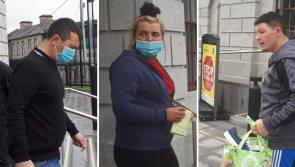 Trio granted bail over alleged aggravated burglary in Longford town
