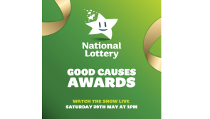 Watch out for Lough Ree Access For All Boat project at today's National Lottery Good Causes Awards