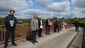 New €180,000 development at the Red Bridge, Ballymahon is 'a fantastic addition' to Longford's tourism offering