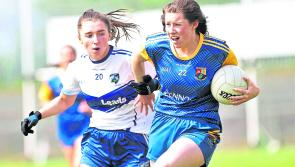 Longford ladies lose to Laois and are back in action away to Kildare