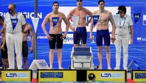 Disappointment for Longford's Darragh Greene and his 4x100m Medley Relay team mates as Olympic Games invitation rescinded
