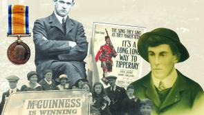 Ireland and Longford in times of war and revolution
