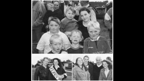 Down Memory Lane Longford | Aerial delights at 1999 Abbeyshrule Air Show and Granard Harp Festival