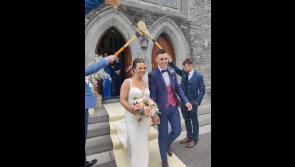 Longford hurler weds his love match