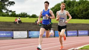 Longford's Cian McPhillips secures qualification for the European Under 20 Athletics Championships