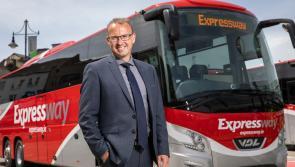 Bus Éireann announces major upgrade of Expressway fleet as part of multi-million euro investment