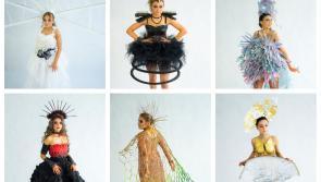 PICTURES | Six Granard entries in Junk Kouture Regional Finals