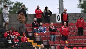 Longford Town take on Dundalk at Oriel Park