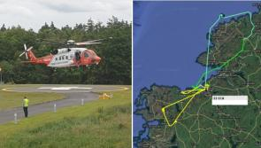 A day in the life of Rescue 118 helicopter - a busy 24 hours that highlights this vital service