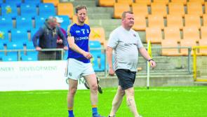 Longford hurlers take on Louth in the Lory Meagher Cup