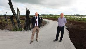 Longford County Council welcomes further €1.46m for Corlea and Longford Bog Greenways