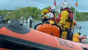 Lough Ree RNLI rescue six people from listing cruiser