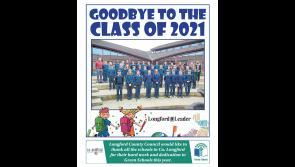 GALLERY | A special goodbye to the resilient county Longford Sixth Classes of 2021