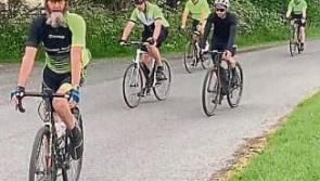 Longford Leader gallery: Ardagh Moydow sponsored cycle through 180 townlands