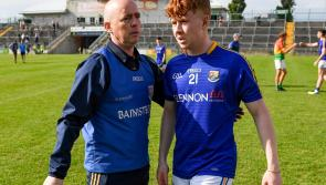 Longford manager Padraic Davis delighted with the excellent offensive display in win over Carlow