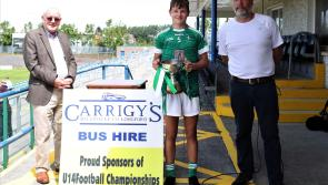 Longford GAA: Unstoppable Clonguish Og win the 2020 U-14 'A' football title