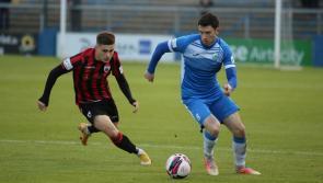 Longford Town seeking a result against Sligo Rovers at Bishopsgate