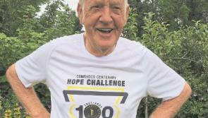 Longford's marathon man runs 90km at 79 years young