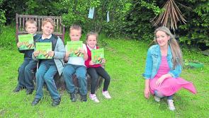 PICTURES   Longford children enjoy Bees Love Dandelions