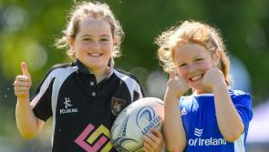 GALLERY | Lovely sunshine and super action photos from Longford rugby club summer camp
