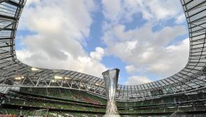 FAI secures 2024 UEFA Europa League final for Aviva Stadium