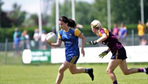 Longford ladies lose with Wexford scoring the winning point in the 10th minute of stoppage time