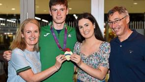 Longford's Cian McPhillips is 'one of the bright young athletic stars in the world'