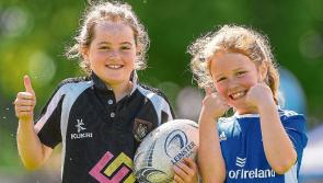 Longford Leader gallery: Future rugby stars line out at Longford Rugby Club summer camp